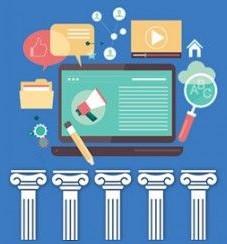 pilares estrategia online